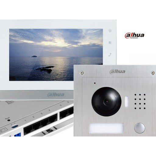 Dahua VTO2000AS - Video Intercom Kit