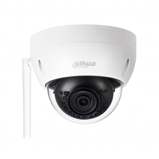 Dahua Easy4ip IPC-HDBW1235E-W - 2 MP HD WiFi Indoor/Outdoor Dome Camera