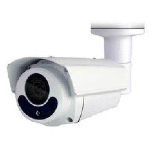 AVTECH DGM1306 - 2MP IR Bullet IP Camera - Gemotoriseerde varifocale lense van f2.8 ~ 8.0 mm