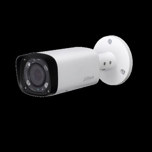 Dahua IPC-HFW2431R-ZS-IRE6 - Full HD - 4MP- Network IR-Bullet Camera IP67 - Vandal proof - Varifocal