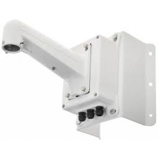 Hikvision HIK DS-1602ZJ-box-corner - Hoekbevestigingsbeugel met aansluitdoos