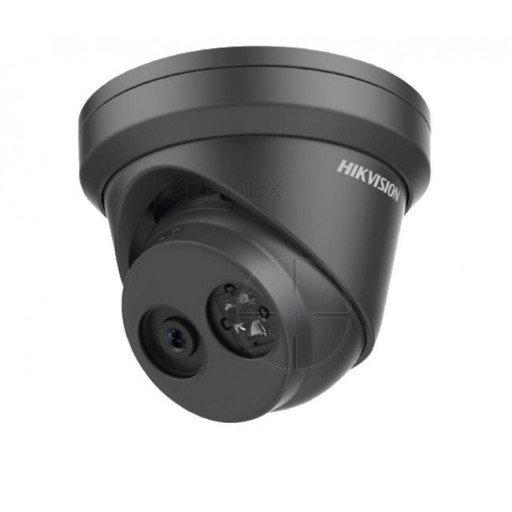 Hikvision DS-2CD2335FWD-I - 3MP EXIR Turret Dome Network Camera - Zwart (2.8mm)