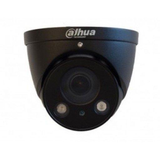 Dahua IPC-HDW2431R-ZS-B - Full HD - 4MP- Network Mini IR-Dome Camera IP67 - Vandal proof - Varifocal - Black