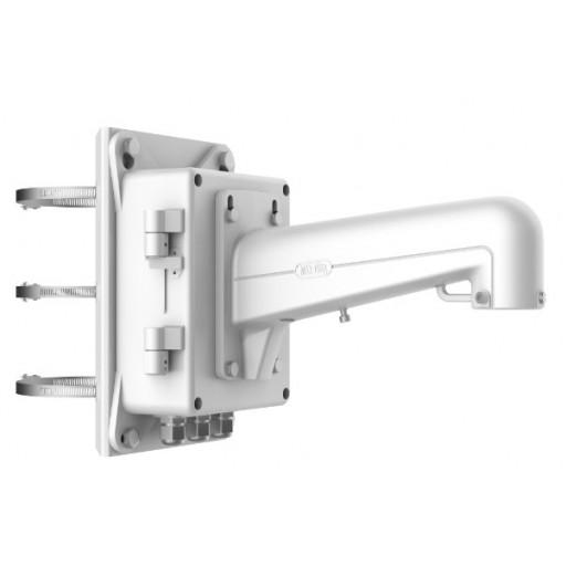 Hikvision HIK DS-1602ZJ-box-pole - Paalbevestiging met aansluitdoos