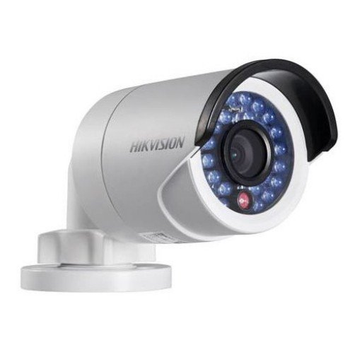 Hikvision DS-2CD2020F-I - 2.0MP Outdoor Fixed Bullet (4.0mm)