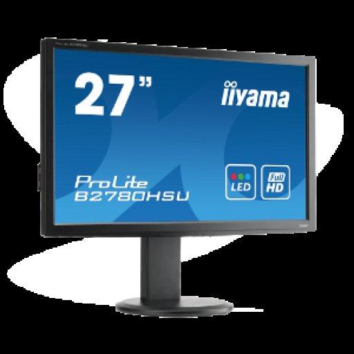 """Iiyama B2780HSU-B1 LCD-scherm 27"""""""