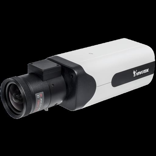 Vivotek IP8162P -  2MP 30fps - WDR Enhanced - Focus Assist - Box Network Camera