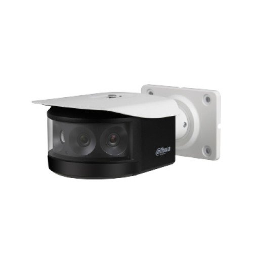 Dahua DH-IPC-PFW8802P-A180 - 4x2MP Multi-Sensor Panorama Netwerk IR Dome Camera - Starlight WDR