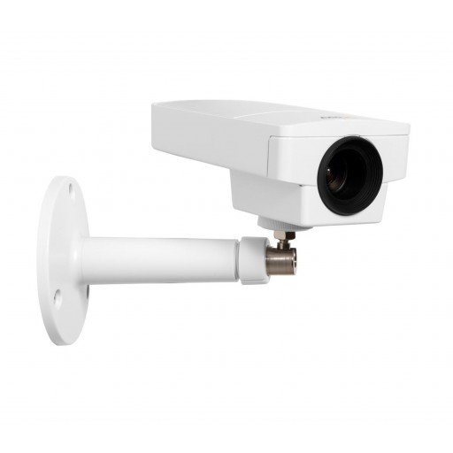Axis M1145, indoor, HDTV, day/night, varifocal 3-10mm, P-iris lens, 1080p, videomotion detection, alarm