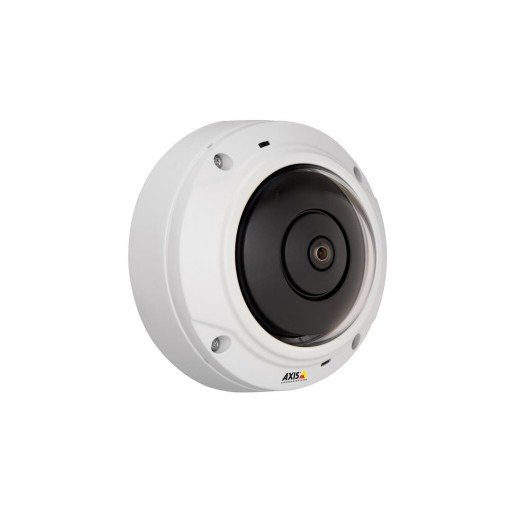 Axis M3027-PVE Mini Dome 5MP Vandalproof Outdoor HDTV 1080p 180°/360° panoramic views