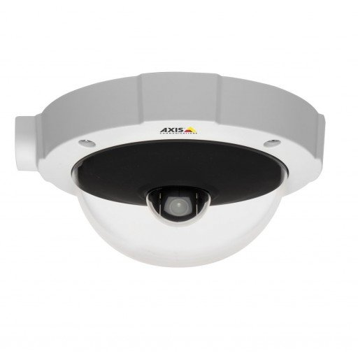 Axis M5014-V Mini PTZ Dome, Outdoor IP66, IK10, HDTV 720p, PoE