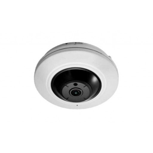 Safire SF-IPDM360-6 (1.6mm) 6MP-IR-SD-POE compacte Fisheye