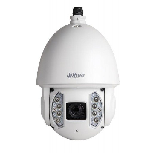 Dahua SD6AE830V-HNI - 4K Full HD 30x Star Light Netwerk PTZ Dome Camera