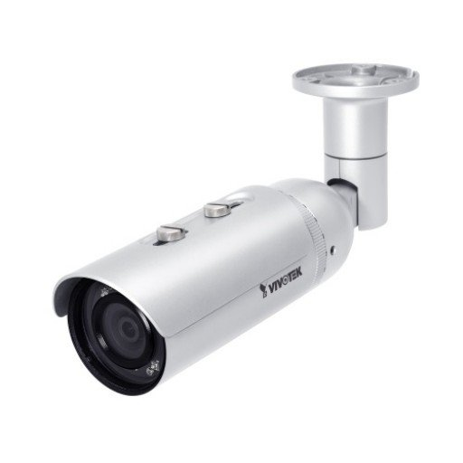 Vivotek IB8369A - Bullet Network Camera - 2MP - 20M IR - Smart IR -  IP66 - Cable Management - Smart Stream - Low Light