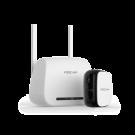 Foscam E1 - Full HD - 100% Draadloos - Batterij camera