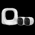 Dahua Cell Pro IMOU B26EP Duo Kit (Basisstation + 2x Camera) - 100% Draadloos - Batterij - 1080P - PIR