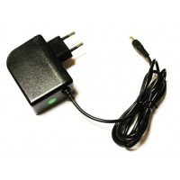 12V EU adapter type (original Foscam) Black