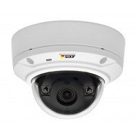 Axis M3025-VE Mini Dome 2MP Vandalproof Outdoor HDTV 1080p