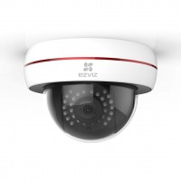 EZVIZ by Hikvision C4S - 1080P - Nachtzicht - IP66 - IK10 - WiFi IP Camera