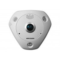Hikvision DS-2CD6362F-IVS  ( 1.27mm ) 6MP Fisheye Network Camera