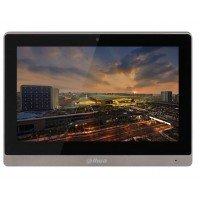 "Dahua DH-VTH1660CH Indoor Monitor 10.2"", IP-video,POE, zwart"