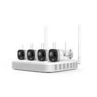 IMOU NVR2104-W-4KS2 WiFi Kit