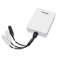 Vivotek 2-Port Outdoor FE PoE Extender (48W)