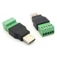 USB schroef-connector voor LOOC