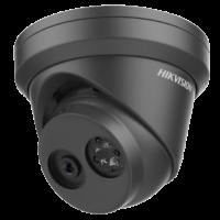 Hikvision DS-2CD2385FWD-I (Zwart) - 8 MP Netwerk Turret Camera (2.8mm)