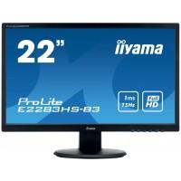 """Iiyama E2283HS-B3 LCD-scherm 21,5"""""""