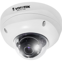 Vivotek FD8355HV 1.3MP HD 30fps Smart Focus Systeem - Low light -  Fixed Dome Netwerk Camera