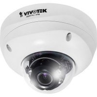 Vivotek FD8365EHV - Vaste Dome Camera - 2MP - WDR Pro - Smart IR - 3DNR - Smart Focus System - IP66 - IK10 - Corridor Zicht