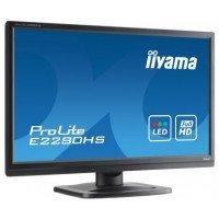 """Iiyama E2280HS-B1 LCD-scherm 21,5"""""""