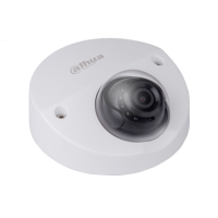 Dahua IPC-HDBW4431F-AS - 4MP - Full HD WDR - Vandal-proof Network IR Dome camera met ingebouwde microfoon