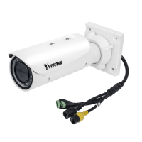 Vivotek IB9381-HT - Bullet Network Camera - 5MP - 60FPS FULL HD - 30M IR - P-IRIS