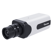 Vivotek IP9191-HP - Box Netwerk Camera -  8MP 30fps - WDR Pro - SNV - DIS - Smart Stream III