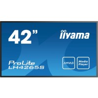 "Iiyama LH4264S-B1 LCD-scherm 42"""