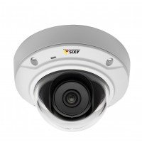 Axis M3045-V Mini Dome Vandaalbestendige Indoor HDTV 1080p camera