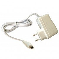 12V EU adapter type (original Foscam) White