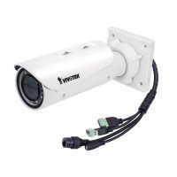 Vivotek IB8382-T - Bullet Network Camera - 5MP - 30M IR -  Varifocaal - IP66 - Cable Management - Defog