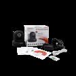 Foscam FI9821P zwart WiFi HD Plug & Play indoor camera + SD-opname
