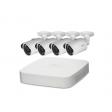 Promotie Bundel - Dahua DH-NVR4104 (4 kanalen) + 4x WiFi camera = NVR gratis!