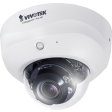 Vivotek FD8181 Fixed Dome Camera - 5MP - 25fps - 30M IR - Smart Focus System - PIR - Smart Stream
