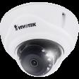 Vivotek FD8382-VF2 - Fixed Dome Camera - 5MP - 30fps - 30M IR - IP66 - IK10 - DEFOG - Smart Stream
