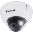 Vivotek FD8382-TV - Fixed Dome Camera - 5MP - 30fps - 30M IR - P-Iris - Remote-focus - IP66 - IK10 - DEFOG - Smart Stream