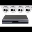 Maak een bundel - Foscam FN7108 (8 kanalen) - Foscam POE camera's - 10% bundel korting