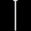 AXIS T91B53 - telescopische plafondmontagebeugel voor AXIS camera's (uitschuifbaar van 1 tot 1.8 meter)