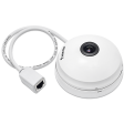 Vivotek FE8180 - Fixed Dome Camera - 5MP -30FPS - 360 Surround View