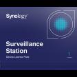 Synology Camera License, 1 device (paper version, sent via UPS)