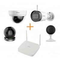 Create Bundle - Dahua IMOU NVR kit (4 or 8 channels) - 10% bundle-discount